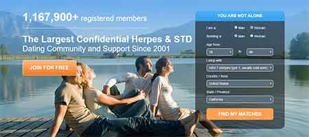 Top 5 herpes dating sites